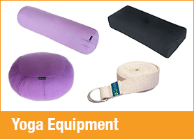 Yoga Equipment & Accessories
